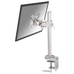 NEWSTAR - FPMA-D1010 - Braço ajustável para painel plasma / LCD (oscila & Gira) - prata - tamanho de tela: 10P-30P - montável em secretária