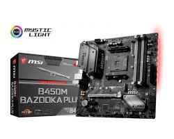 MSI - MB AMD AM4 B450M BAZOOKA PLUS