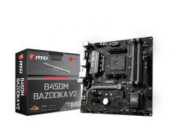 MSI - MB B450M BAZOOKA V2 mATX AM4