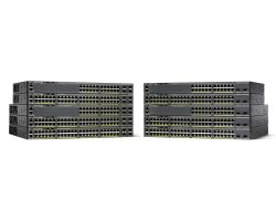 CISCO - Switch / Cat 2960-X 48GigE 740W 4x1G SFP