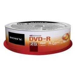 SONY - DVD -R