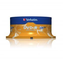 VERBATIM - DVD-R AZO 4.7GB 16X Cake25
