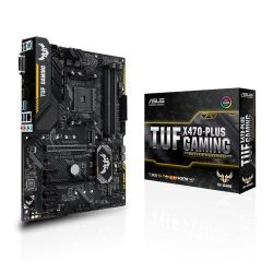 ASUS - TUF X470-PLUS GAMING, AMD, AM4, X470