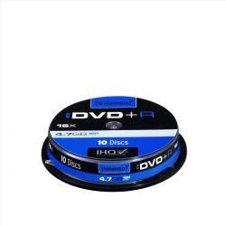 INTENSO - DVD+R 4.7 GB 16X