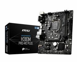 MSI - H310M PRO M2 PLUS