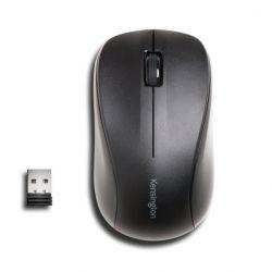 KENSINGTON - Mouse for Life Rato - óptico - 3 botões - sem fios - 2.4 GHz - receptor sem fio USB
