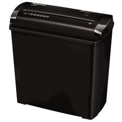 FELLOWES - MÁQ. DE DESTRUIR PAPEL P-25S 7MM
