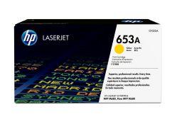 HP - TONER 653A AMARELO LASERJET M680Z / M680DN /