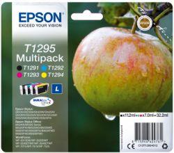 EPSON - PACK TINTEIRO QUAD SX42XW/525/BX3XX/525 - C13T12954012