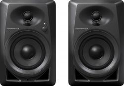 PIONEER - 4-Pol compact active monitor speaker (Pair) - Preto
