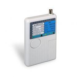 NANOCABLE - TESTADOR PARA CABO RJ11/RJ12/RJ45 USB COAXIAL