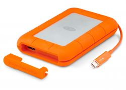 LACIE - 2.5P Rugged V2 2 TB USB3.0 Thunderbolt