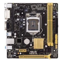 ASUS - MB H81M-R LG1150 2DDR3 1GB MICROATX