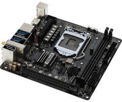 ASROCK - BOARD Z370M-ITX/AC Socket 1151 Core 8ª Geração