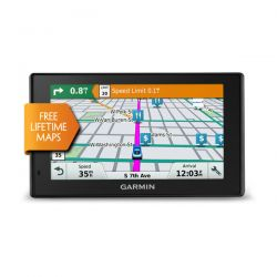 GARMIN - GPS DRIVESMART 50 LM SE 5PP SUR DE EUROPA MAPAS GRATISBT SMARTPH. LINK (010-01539-2H)