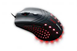 MARS GAMING - Mouse MM0 Gaming 2800DPI Antislide