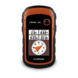 GARMIN - GPS ETREX 20X WESTERN EUROPE OUTDOOR