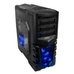ANTEC - GX505 WINDOW BLUE USB 3.0 - Caixa / TORRE