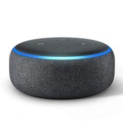 Amazon - Mediaplayer Echo Dot 3 Charcoal Preto