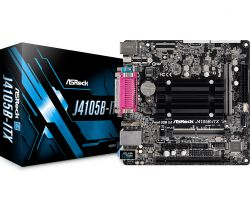 ASRock - MB Intel J4105B-ITX Gemini Lake