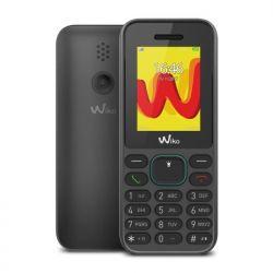 WIKO - TELEMÓVEL LUBI 5 1,77P DUAL SIM, FM, USB1,1, CAM PRETO