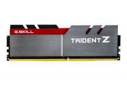 G.Skill - Kit 32GB (4 X 8GB) DDR4 3400MHz Trident Z Red