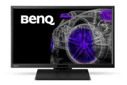 BENQ - BL2420PT (9H.LCWLA.TBE) 23.8P / IPS / QHD 2560X1440 / HDMI / 300CD / 100% RGB / MMEDIA / VESA / REGALT /