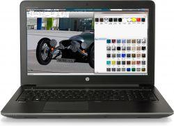 HP - ZBook 15 G4 Mobile Workstation - Xeon E3-1505MV6 / 3 GHz - Win 10 Pro 64-bit - 32 GB RAM - 512 GB SSD HP Z Turbo Drive G2, NVMe, MLC - 15.6P IPS 1920 x 1080 (Full HD) - Quadro M2200 / HD Graphics P630 - Wi-Fi, Bluetooth - kbd: Português