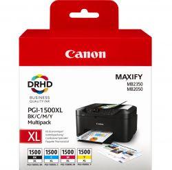 CANON - PGI-1500XL C / M / Y / BK Multipack
