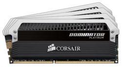 Corsair DOMINATOR Platinum 32GB (4x8GB) 32GB DDR4 3000MHz módulo de memória