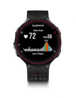 GARMIN - FORERUNNER 235 Black/Light Blue
