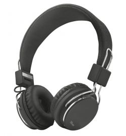 TRUST - ZIVA HEADPHONE BLACK SMARTPHONE/ TABLET