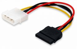 EQUIP - POWER CABLE INT SATA-5.25Pol 0.15M