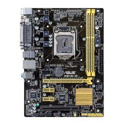 ASUS - INTEL H81 SK1150 2XDDR3 / DVI / MATX-H81M-C