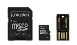 KINGSTON - SD 16GB MULTI KIT  /  MOBILITY KIT