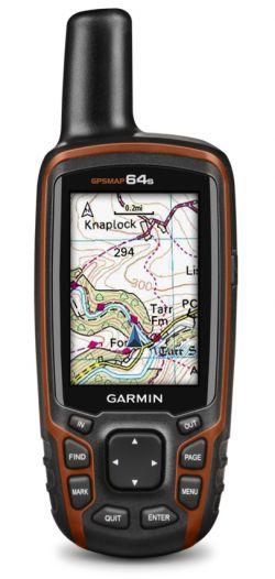 GARMIN - GPSMAP 64S OUTDOOR