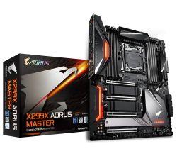 GIGABYTE - X299X AORUS MASTER 2066 ATX 8xDDR4