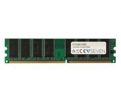 V7 - 1GB DDR1 400MHZ CL3 MEM DIMM PC3200 2.5V