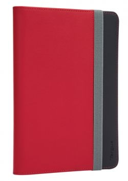 TARGUS - FOLIO STAND iPAD MINI WITH RETINA RED