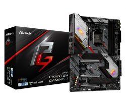 ASROCK - Z390 Phantom Gaming 7 Intel 1151 ATX, D4 4300 USB3.2 ,SATA3