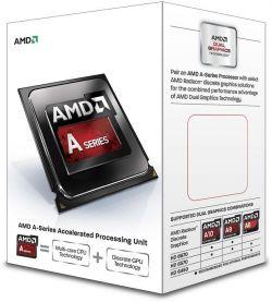 AMD - A4 4020 3.2 GHZ 1MB 65W PIB CHIP SKT FM2 L2 1MB 65W PIB