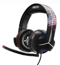 THRUSTMASTER - THRUSTMASTER AURICULARES + MIC Y-300CPX FAR CRY 5 EDITION PARA PS4 / XBOXONE / PC / VR
