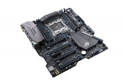 ASUS - ROG RAMPAGE VI APEX INTEL 2066 X299 4DDR4 64GB GBLAN+2WIFI+BT 6SATA3 10USB3.1 E-ATX