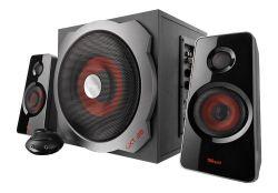 TRUST - Colunas GXT 38 2.1 SUBWOOFER Speaker SET - 19023