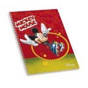 AMBAR - Caderno Espiral Ambar Disney A4 Quadriculado 80 Folhas