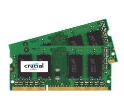 CRUCIAL - 8GBKIT 4GBX2 DDR3L 1866 CL13 SODIMM