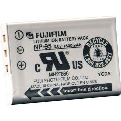 FUJIFILM - NP-95W LI-ION BATTERY
