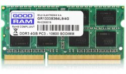 GOODRAM - 4GB 1600MHz CL11 SR SO