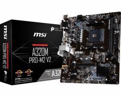 MSI - MB AMD AM4 A320M PRO-M2 V2