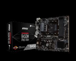 MSI - B450M-PRO-VDH